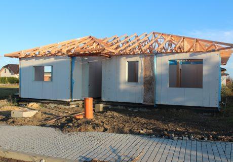 Fotka galérie Výstavba rodinných domov (november 2019) - 0