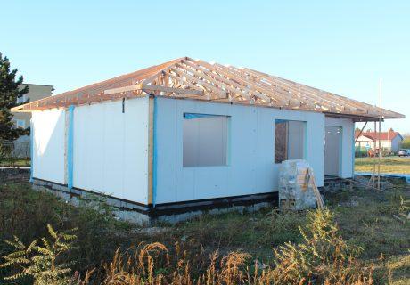 Fotka galérie Výstavba rodinných domov (november 2019) - 5