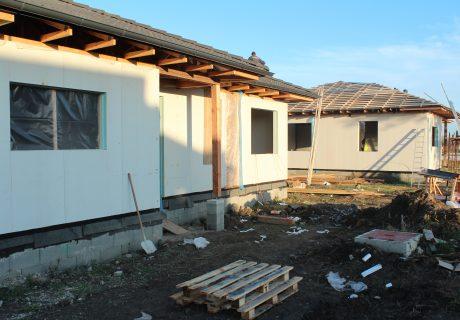 Fotka galérie Výstavba rodinných domov (november 2019) - 1