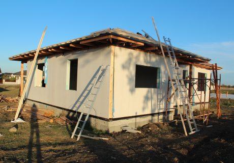 Fotka galérie Výstavba rodinných domov (november 2019) - 2