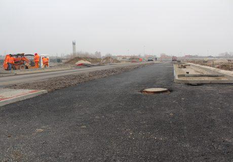 Fotka galérie Stavebné práce úspešne pokračujú aj v januári 2020 - 4