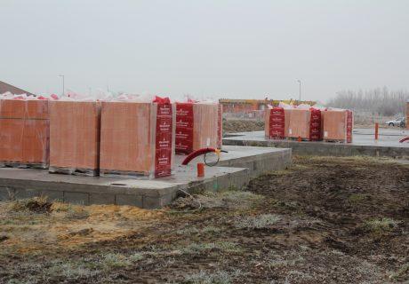 Fotka galérie Stavebné práce úspešne pokračujú aj v januári 2020 - 0