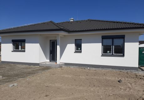 Fotka galérie Apríl 2020 - dokončujeme prvé domčeky. Už sa len nasťahovať... - 3