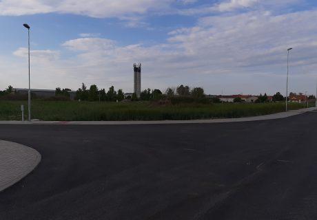 Fotka galérie Máj 2020  - finálna vrstva asfaltu  - 2