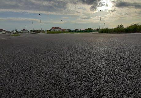 Fotka galérie Máj 2020  - finálna vrstva asfaltu  - 0